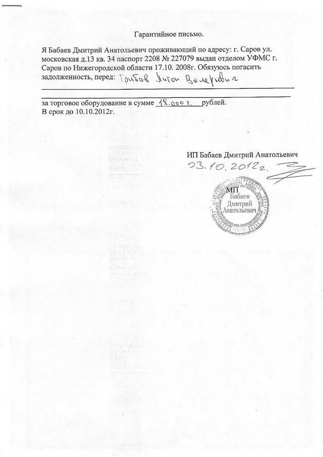 Гарантийное письмо - это что такое, юридический документ об оплате от работодателя, что дает и подтверждает?
