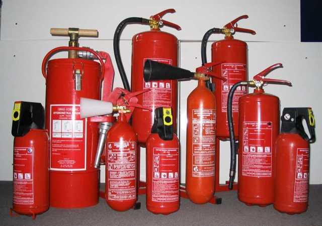 Журнал учета огнетушителей - для чего необходим и как правильно заполнить?