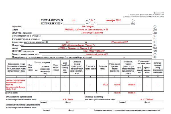 Как отражать в книге покупок и продаж счет-фактуру на аванс и не только: нужно ли регистрировать без НДС, если поставщик не внес, как исправить на корректировочный?