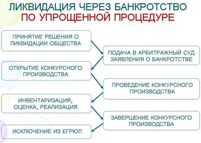 Добровольная ликвидация ООО и ИП: как провести правильно, этапы, документы, отличие от банкротства