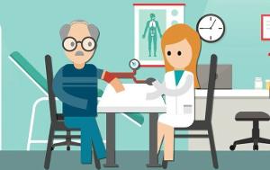 Бланк направления на медицинский осмотр при приеме на работу: скачать образец, как заполнять