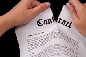Срок действия договора оказания услуг, его хранения и исковой давности