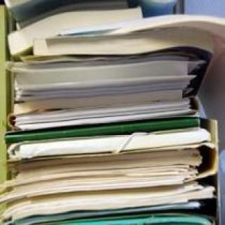 Содержание акта списания документов на уничтожение и срок его хранения