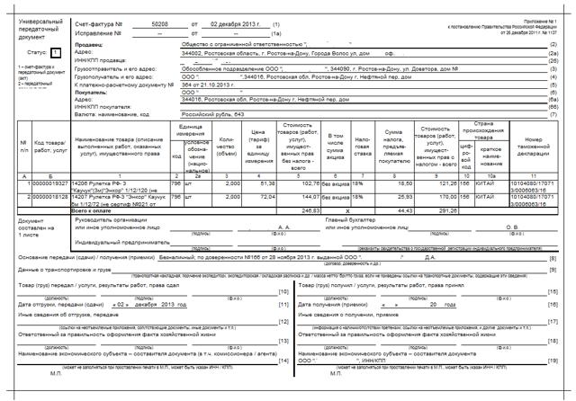 Счет-фактура и универсальный передаточный документ: что это и чем они отличаются, можно ли их использовать одновременно и упд вместо двух бумаг