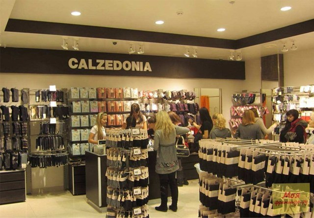 Франшиза Кальцедония: магазин качественных купальников и колготок